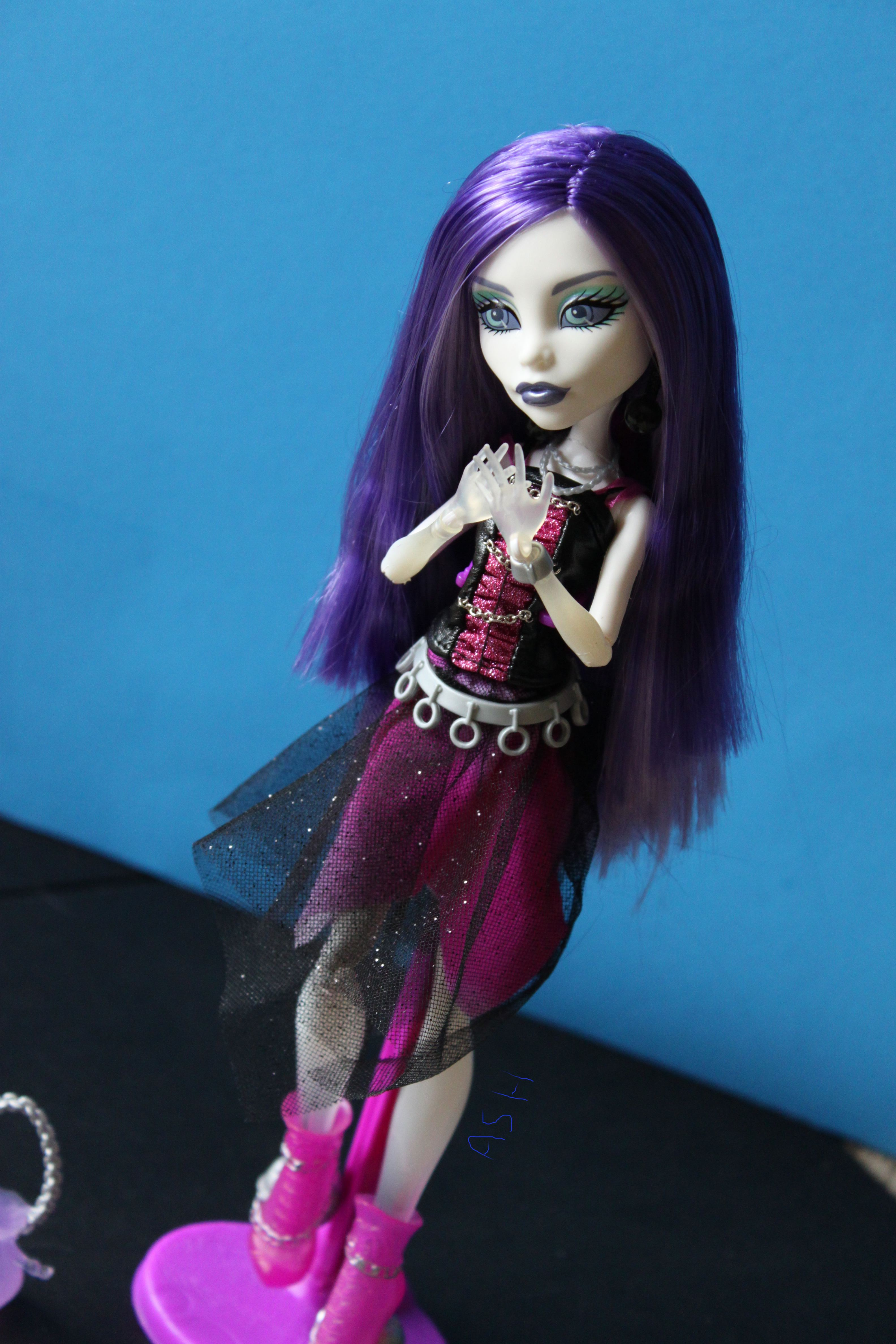Uncategorized Spectra From Monster High dolly report monster high spectra confessions of a doll as