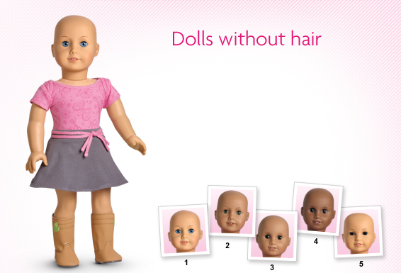 american girl announces bald doll confessions of a doll collectors daughter. Black Bedroom Furniture Sets. Home Design Ideas