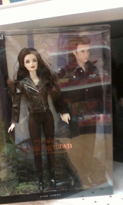 Edward and Bella Giftset