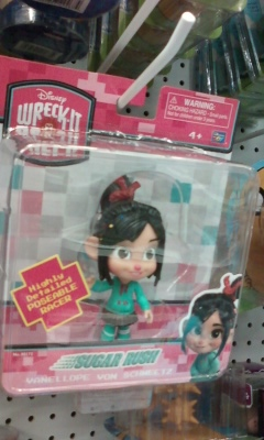 Wreck it Ralph figures
