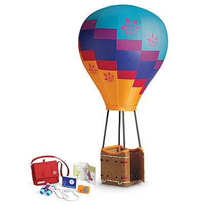 Saige's Hot Air Balloon