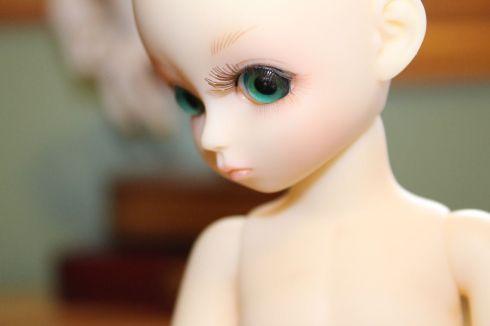 Artemis- With lashes