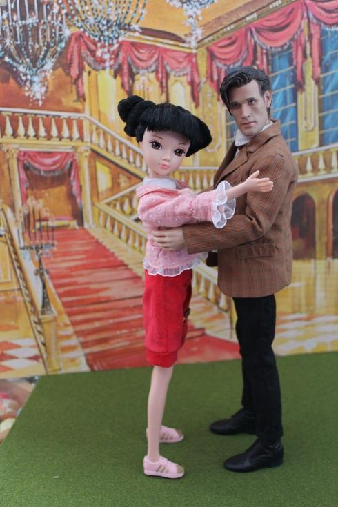 'The Doctor Dances' with Kurhn