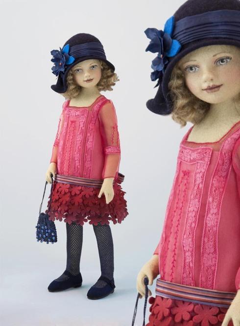 Margaret by Maggie Made Dolls