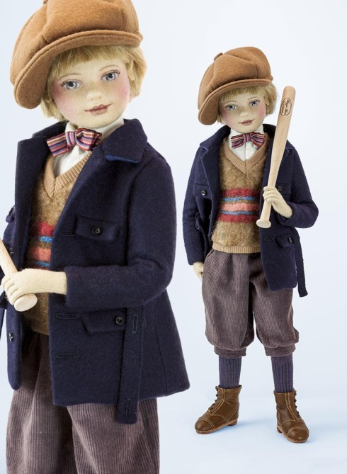 Nick by Maggie Made Dolls