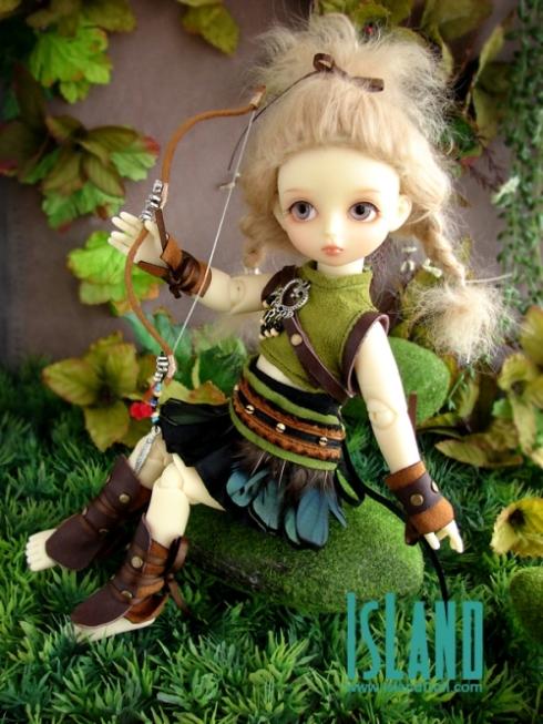 Island Doll Artemis Promo Shot