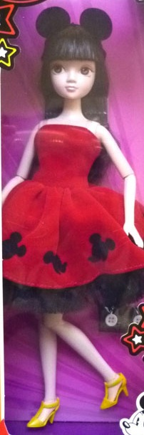 Disney Themed doll