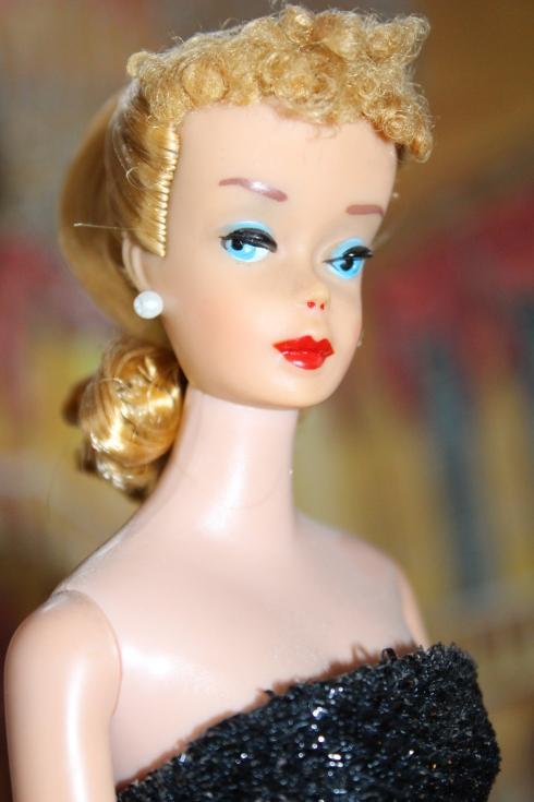 Number 4 Barbie