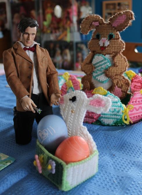 The Doctor Investigates