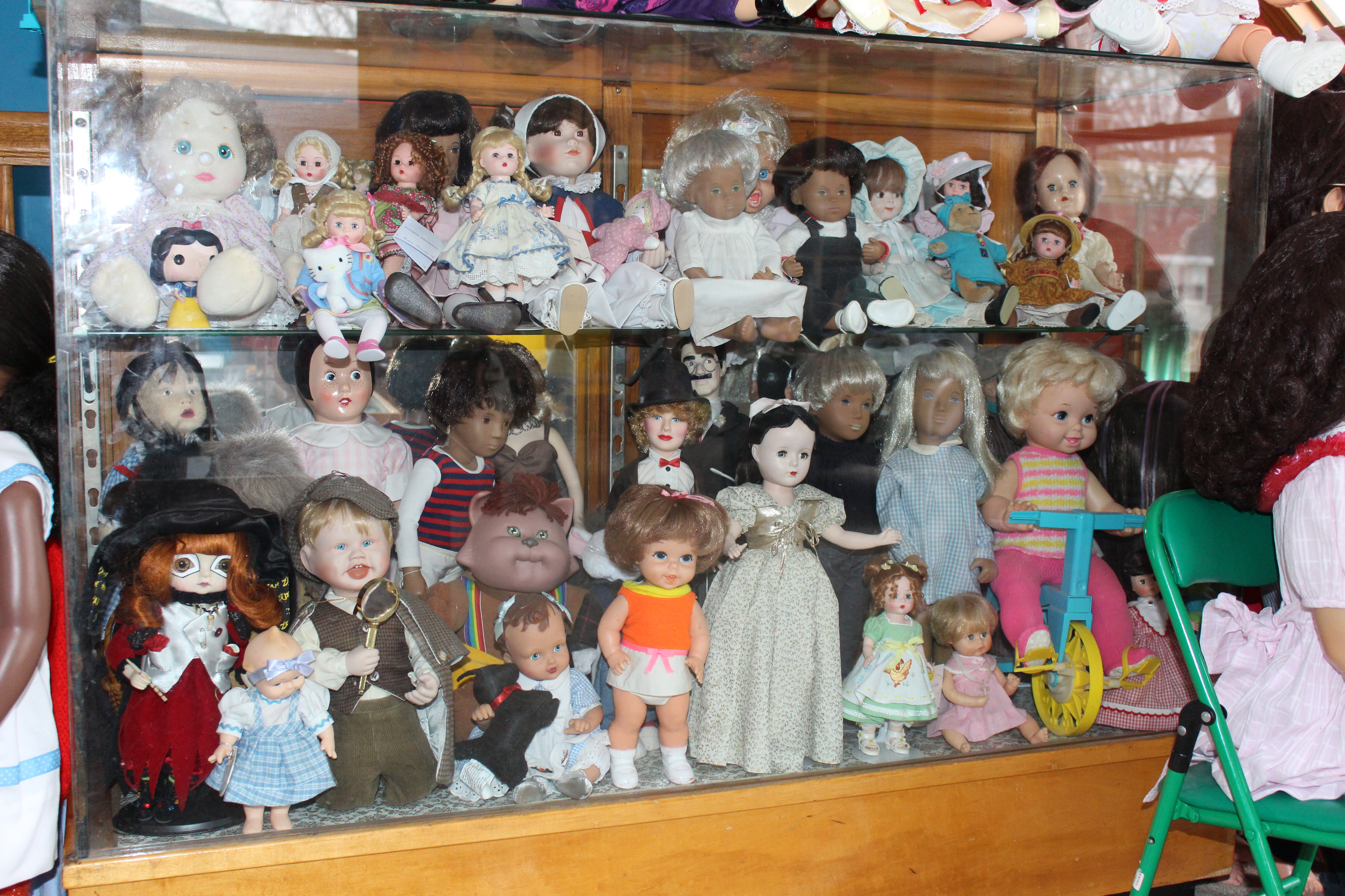 Collector Spotlight: My Mom and Her Doll Collection ...