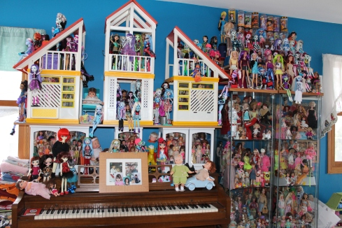 Barbie's Dream House-- No More Occupancy!
