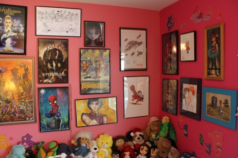 My 'Museum' of Wall Art