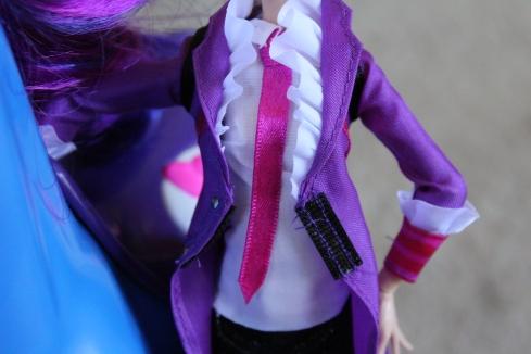 Headless Headmistress' snazzy top