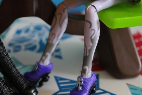 Leg Tattoo's