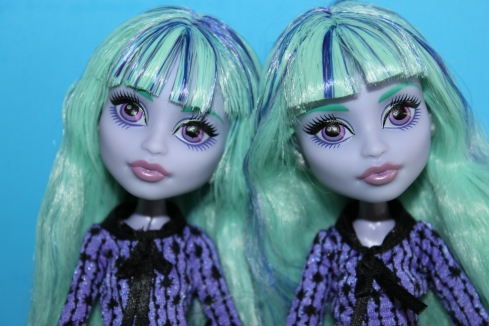 Twyla-- strange how different they look from each other!