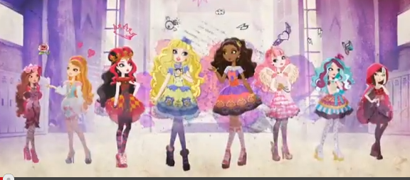Ever After High | Confessions of a Doll Collectors Daughter