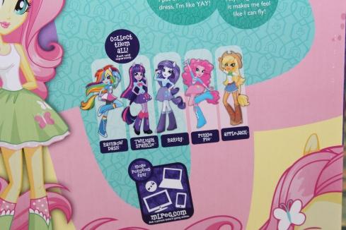 Equestria Girls Line