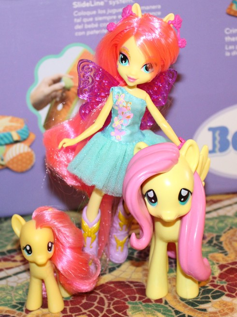 Fluttershy to the 3rd power!