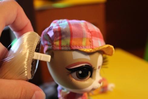 Wig Cap Ears