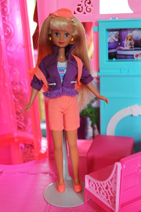 Camp Barbie Skipper