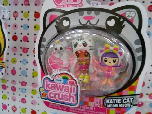 Single Set Kawaii Crush