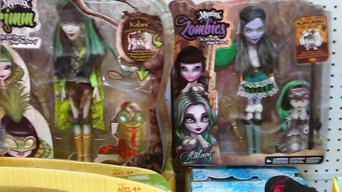 New Mystix Zombie's