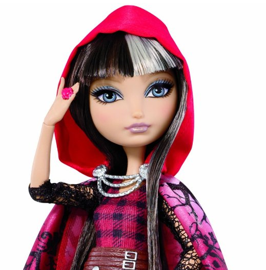 Dolly Review: Ever After High Cerise Hood   Confessions of ...   Cerise Hood