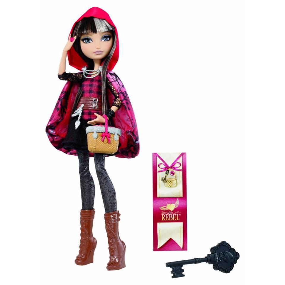 Ever After High Cerise Hood Doll Ever After High Cerise...