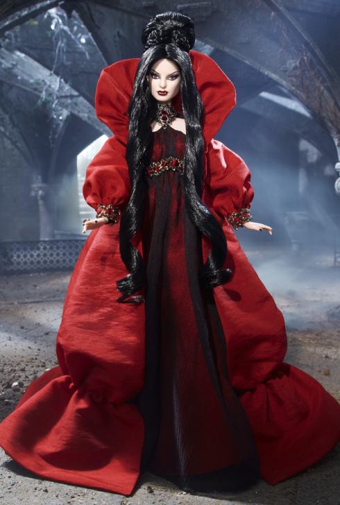 Haunted Beauty Vampire