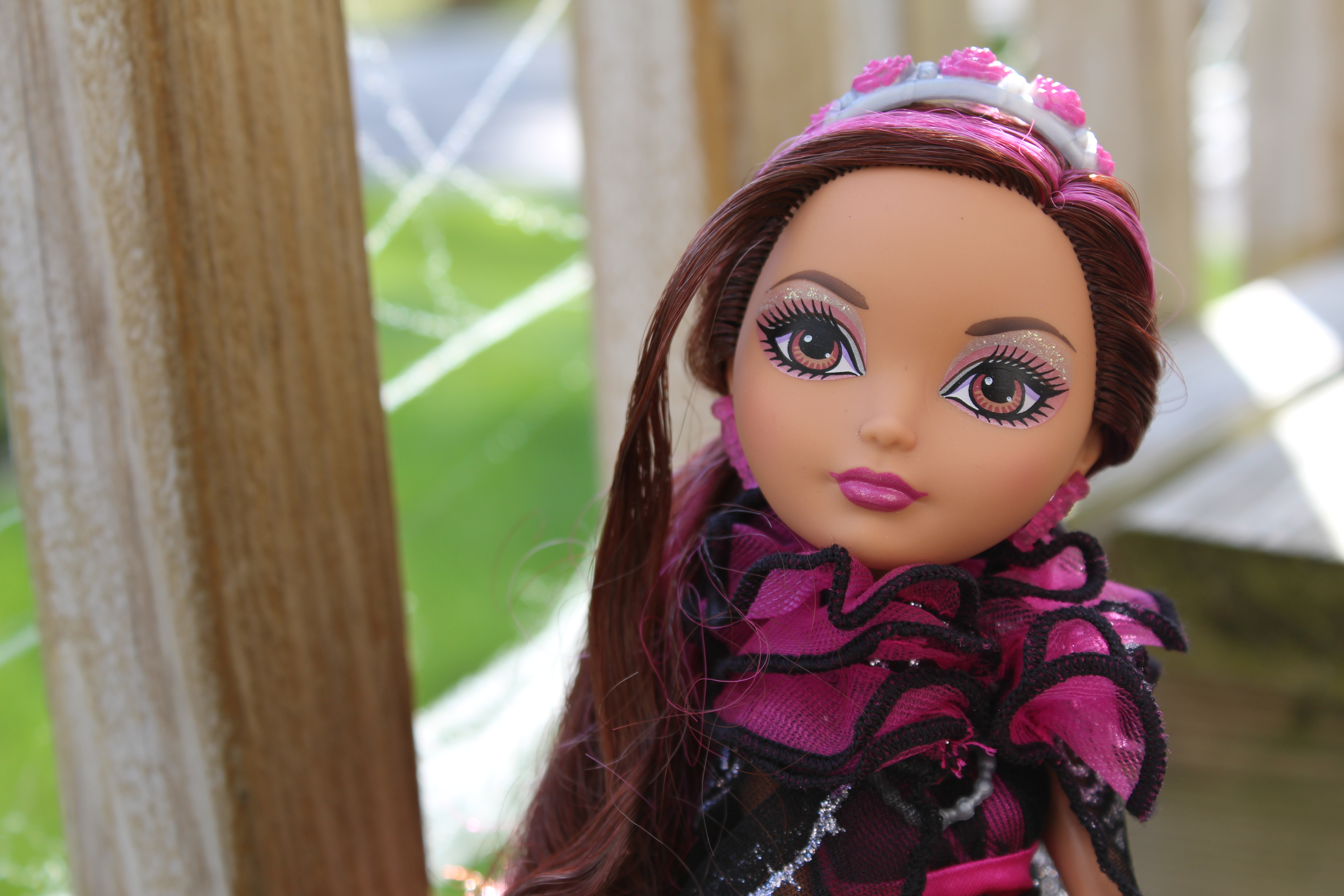 dolly review mattel�s ever after high briar beauty