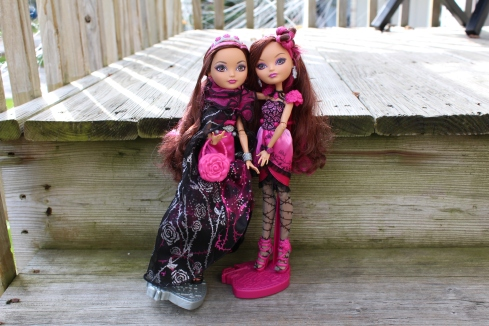 Briar Beauty Legacy Day and First Wave Briar Beauty