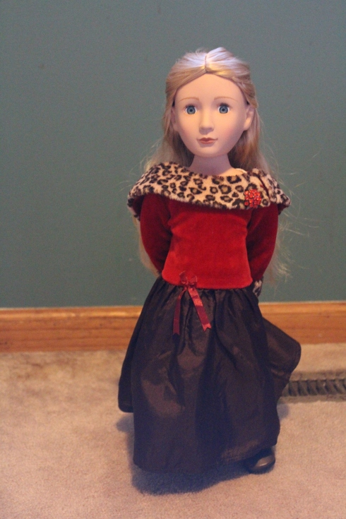 American Girl Outfit for my Amelia