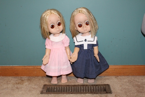 Mom's Purchase- Little Miss No Names with new outfits