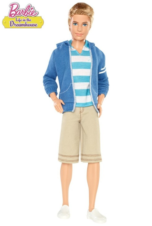 Life in the Dreamhouse Ken, $17