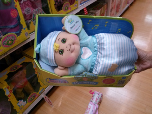Cabbage Patch Kid Preemie