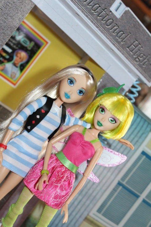 Alice and Tink