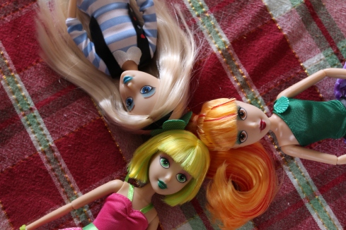 Fairy Tale High Trio