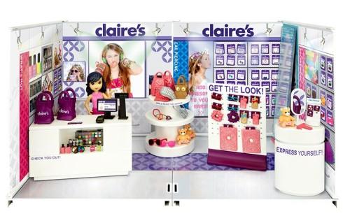 Deluxe Set- Claires