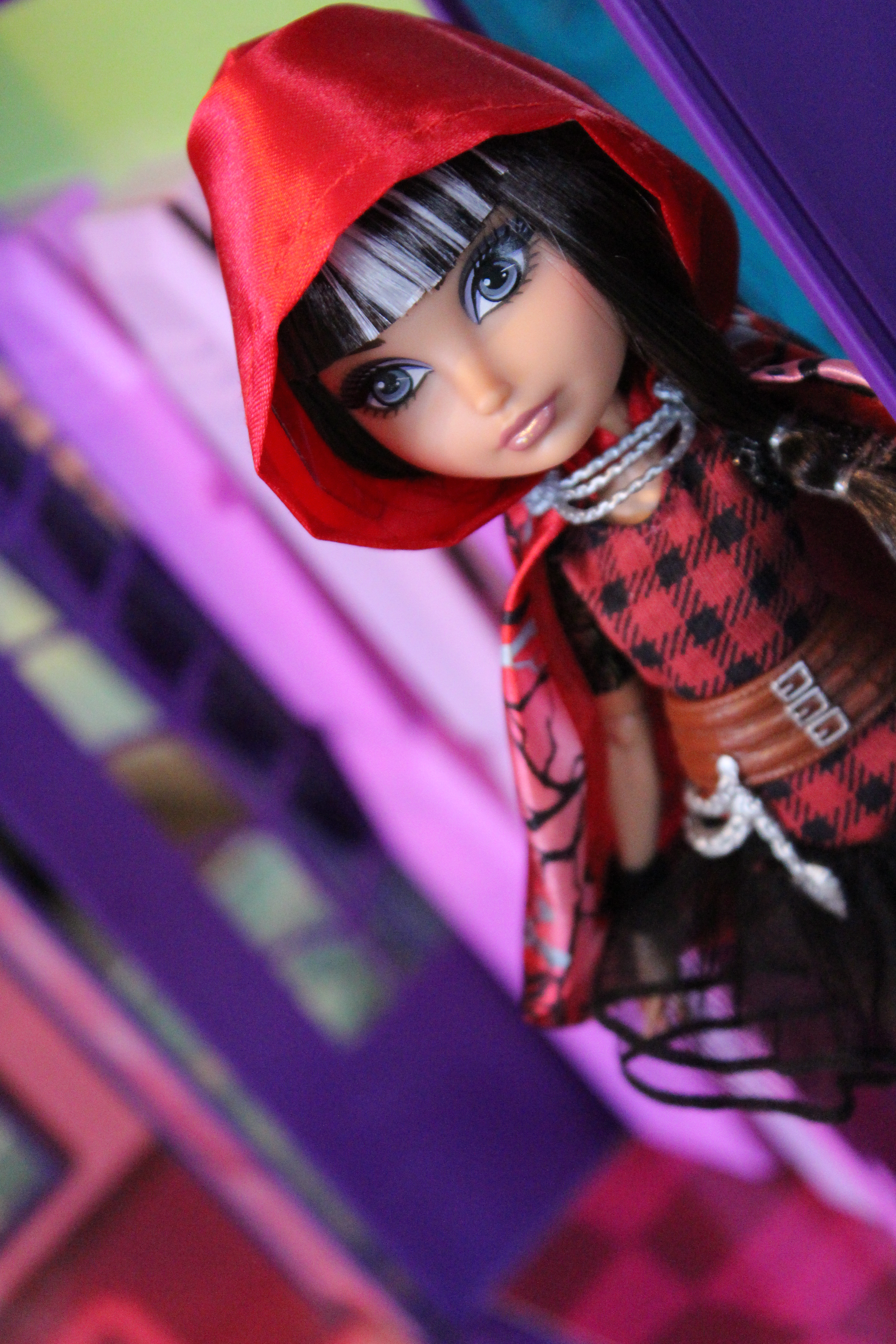 Dolly Review Ever After High Cerise Hood Confessions Of