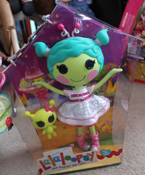 Lalaloopsy Haley Galaxy