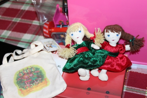 Lennon Sisters Mini Dolls