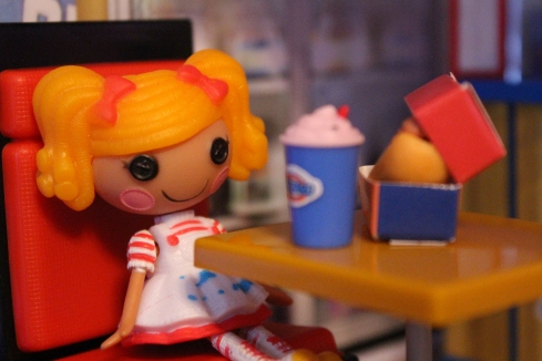 A Lalaloopsy Mini in DQ