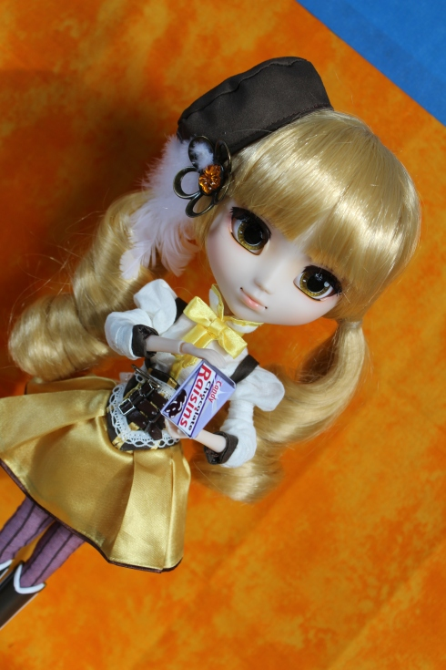 Pullip with Sweet Shop Chocolate Covered Raisins