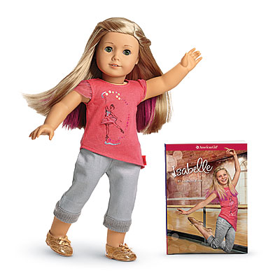 American Girl 'Girl of the Year' Isabelle