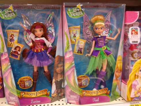 Disney Pirate Fairies