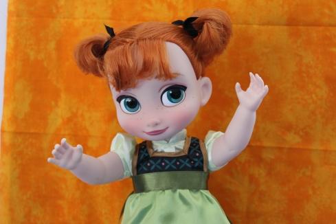 Frozen's Anna
