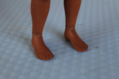 Makie's Feet