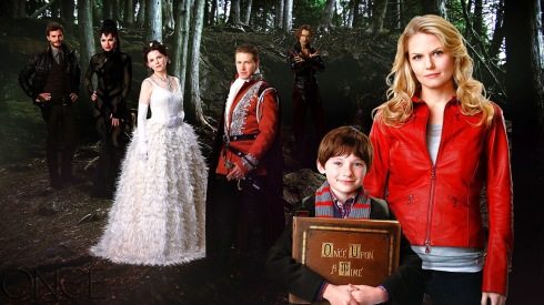 Once Upon a Time = Awesome TV