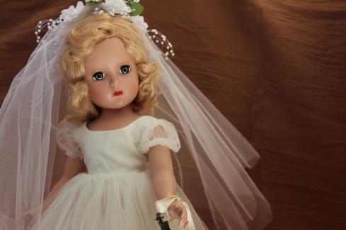 "17"" unknown bride"