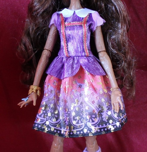 Cedar's Dress